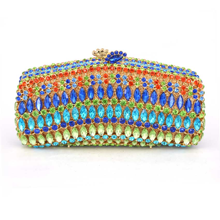 Red Heart Clutch Evening Bag Newest pattern evening bags clutch handbags Cute bridal crystal party rhinestone evening bags free shipping new tassel rhinestone evening bag clutch bag super cute mini sachet 7247 02