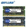 Binful 4 GB (2x2 GB) DDR2 2 GB 800 MHz 667 MHz 200pin portátil ram de memoria 2x de doble canal PC2-6400 PC2-5300 portátil SODIMM RAM 1,8 V