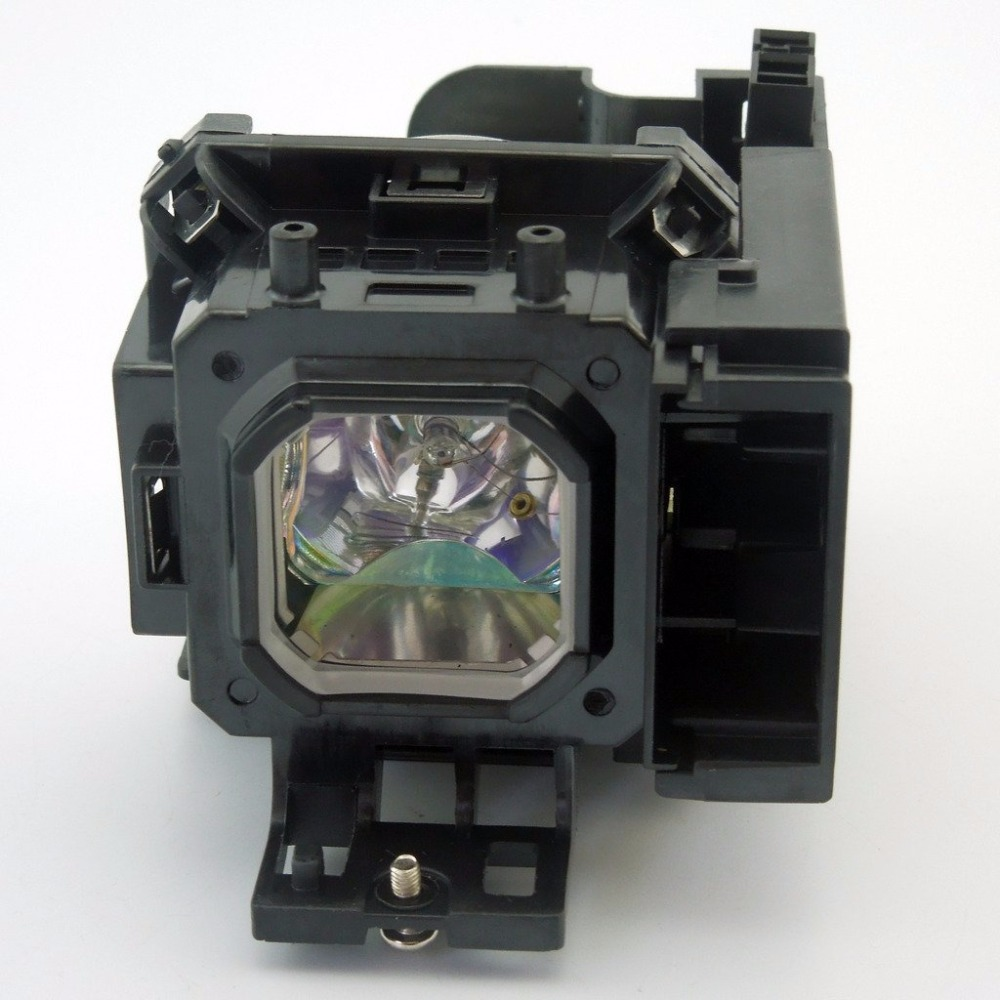 LV-LP27 / 1298B001AA   Replacement Projector Lamp with Housing  for  CANON LV-X6 / LV-X7 original replacement projector lamp bulb nsh200w for nec vt70lp 50025479 vt80lp 50029923 canon lv lp27 1298b001aa