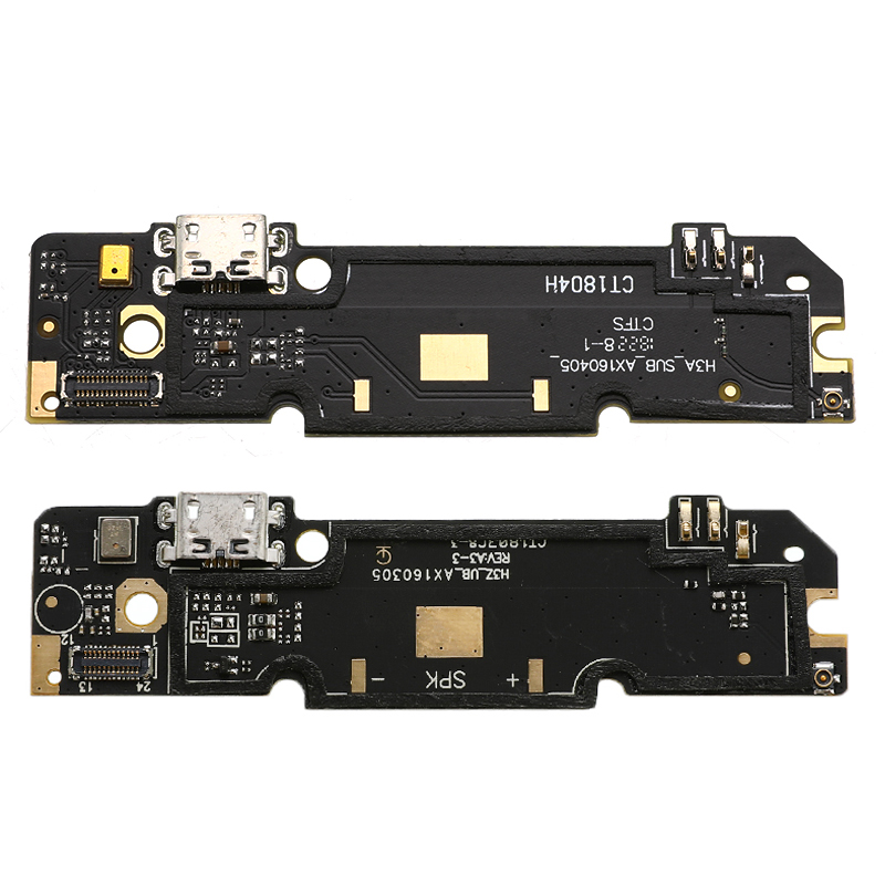USB Charging Port Board Flex Cable Connector Parts For Xiaomi Redmi Note 3/4/Note 3/4 Pro/4A/5A/4X/2 2A/3S Microphone Module