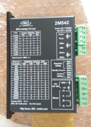 2phase 4.5A 2M542 24-50VDC CNC Micro-Stepping Name23 ST-M5045 Stepper Motor Driver replace M542