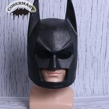 Nowy film 2017 Lego Batman kask film Bruce Wayne Superhero Cosplay maska pcv kask Halloween