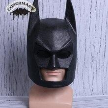 Nuovo 2017 Film The Lego Batman Casco Film Bruce Wayne Supereroe Cosplay Maschera PVC Casco di Halloween