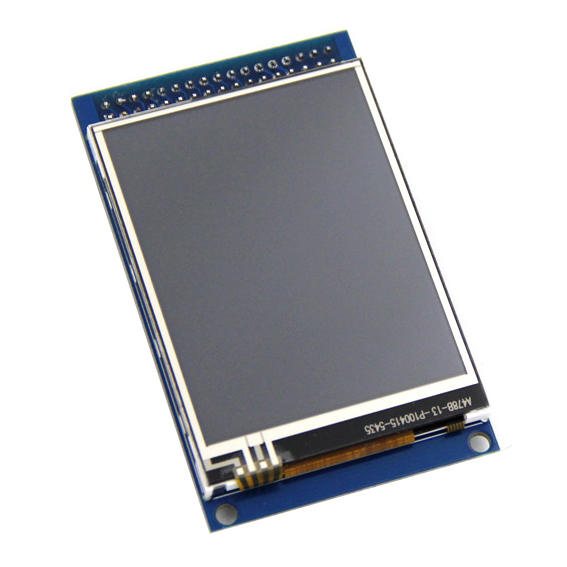 Free Shipping <font><b>2.8</b></font> inch TFT Touch <font><b>LCD</b></font> Screen Display Module for arduino UNO R3 HIGH QUALITY image