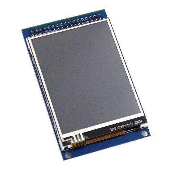 O envio gratuito de 2.8 polegada tft touch screen display lcd módulo para arduino uno r3 alta qualidade