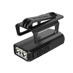 Image 4 - NITECORE TIP2 Dural Core Magnetic Keychain Flashlight CREE XP G3 S3 max 720 Lumen Beam 93m Built In Battery USB Cable mini Torch