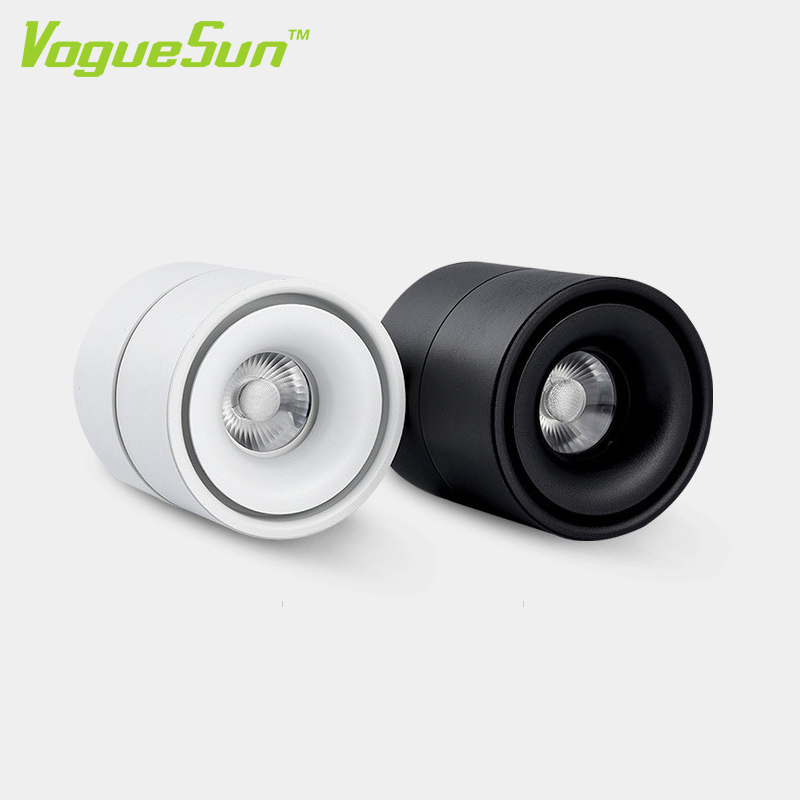 LED Wall Mounted Downlight 220V10W15W Shop Living Room