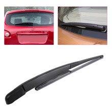 Nueva ventana indiscreta del parabrisas del brazo del limpiaparabrisas + hoja para Nissan Qashqai 2008 2009 2010 2011 2012 2013
