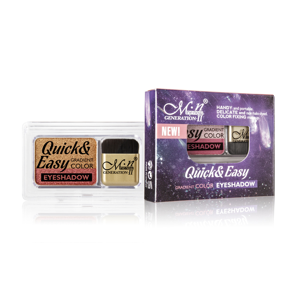 Menow Natural Matte Eyeshadow Palette 2Colors Salon Pigment Nakedd Eye  Shadow Makeup Brand Beauty Make Up Cosmetic