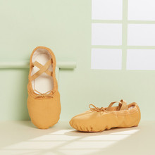 Kids Dance Shoes Soft Canvas Ballet for Girls High Quality Slipper Ballerina