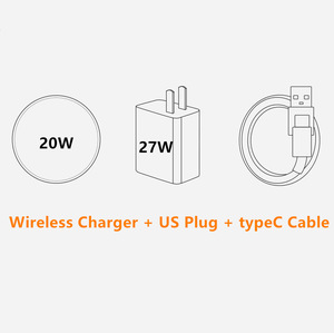 Image 5 - 100% Original Xiaomi Wireless Charger Fast 20W Max For Mi 9 20W MIX 2S / 3 10W Qi EPP Compatible Cellphone 5W Multiple Safe
