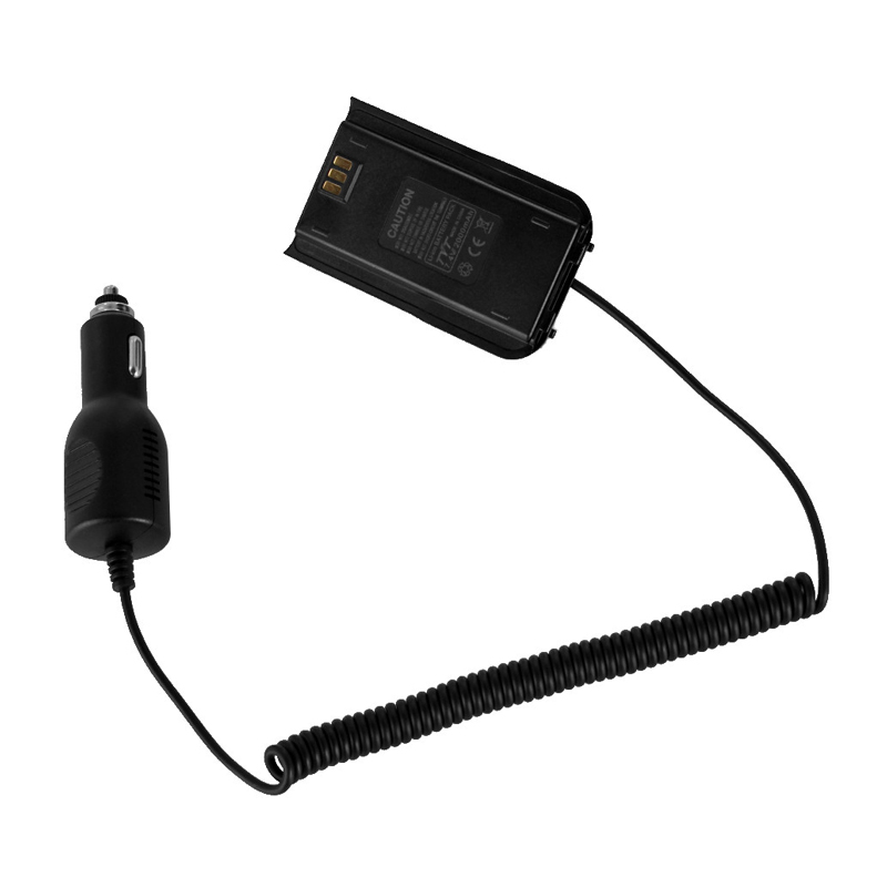 Original Tytera TYT Car Charger Battery Eliminator For MD380 Dual Band font b walkie b font