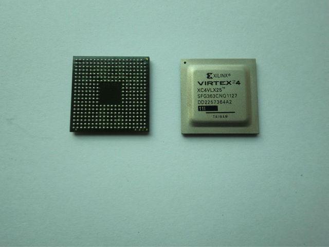XC4VLX25-11SFG363I  XILINX BGA-363 NEW AND ORIGINAL IN STOCK