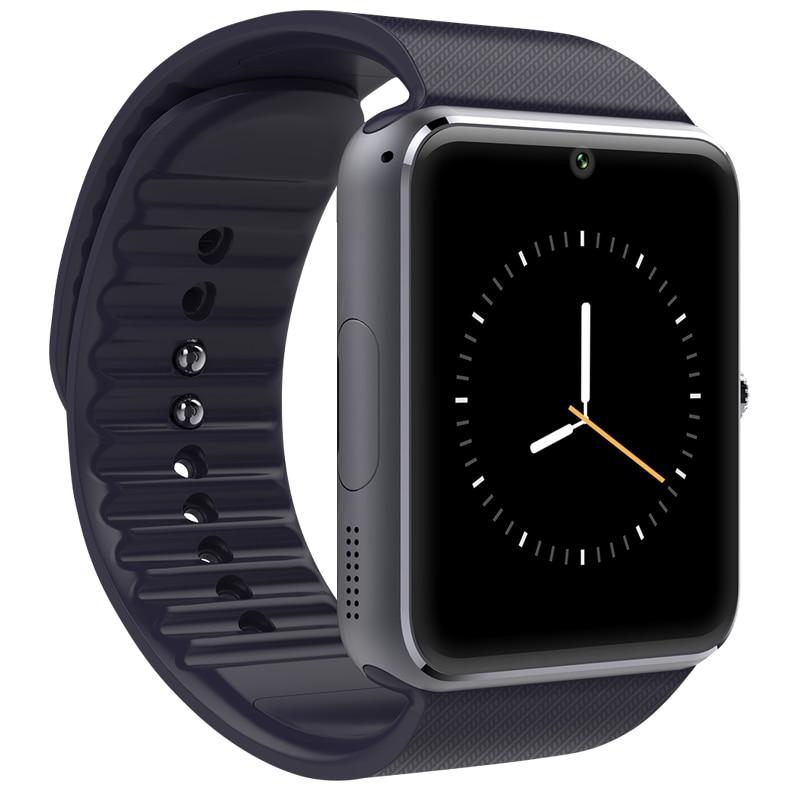 imágenes para Gt08 bluetooth smart watch smartwatch androide tarjeta sim soporte de tarjeta tf conectividad bluetooth android gv18 dz09 teléfono pk u8