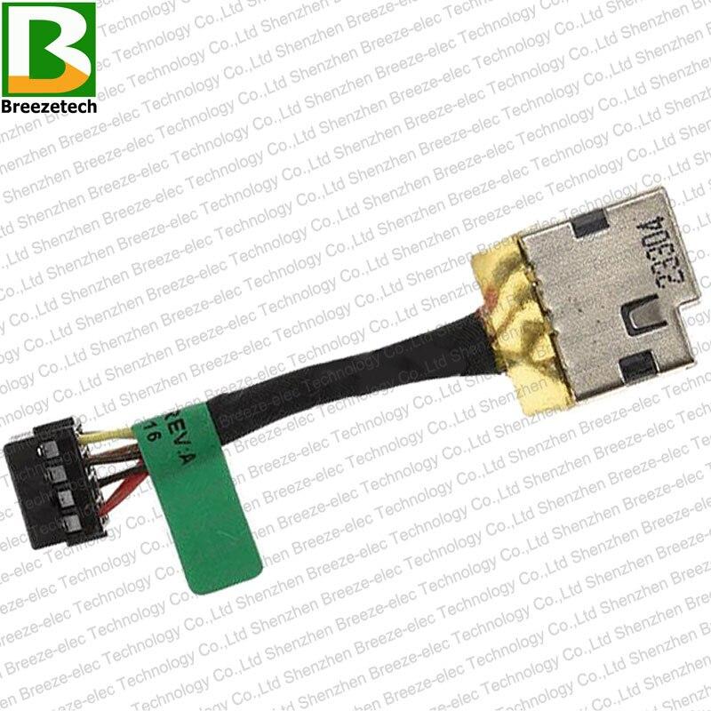 5PCS / lot Բնօրինակ նոթբուք DC Power Jack - Համակարգչային մալուխներ և միակցիչներ - Լուսանկար 2