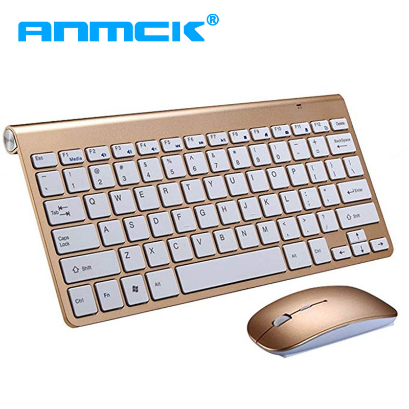 Wireless Mouse Keyboard Combo 2.4ghz USB Receiver Keyboard And Mouse Set For PC laptop computer Office Supplies цены онлайн