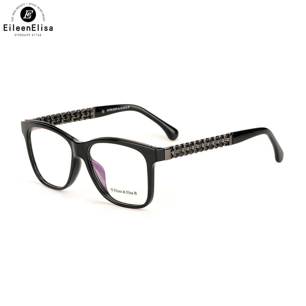 7ca76b172fd EE Fashion Eyeglasses Frame Women Optical Eye Glasses Frame Brand Designer  Frames Men Clear Eyewear Frames
