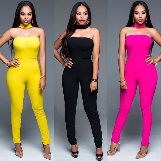 Sexy Jumpsuits For Women | Fashion Ql