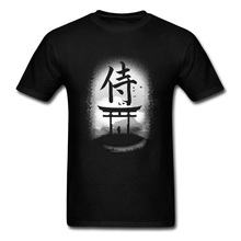 Tokyo Samurai Country Men T-Shirt Offensive Shirt Funny T Japanese Kanji  Knight Tshirt For Hip Hop Retro Tee
