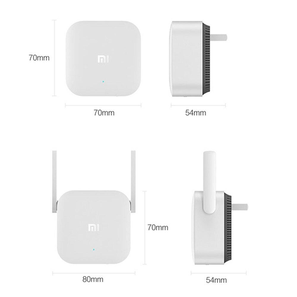 Original Xiao mi puissance électrique chat Wifi répéteur 2.4G 300Mbps sans fil gamme Extender routeur Point d'accès mi Signal amplificateur - 6
