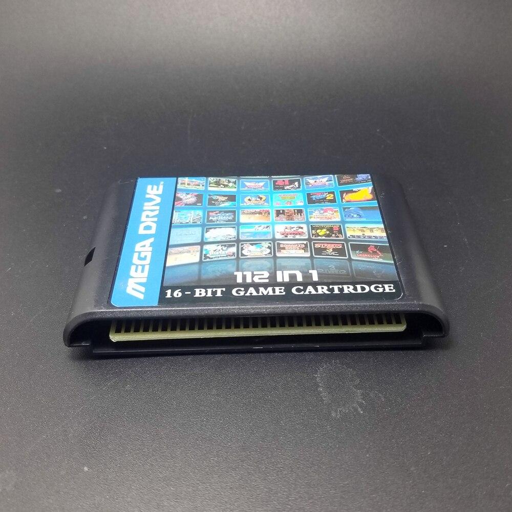 Κορυφαία 112 σε 1 Για το παιχνίδι Sega - Παιχνίδια και αξεσουάρ - Φωτογραφία 2