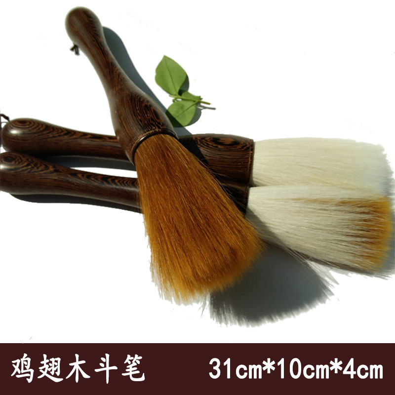 Mahogany wenge pen distich high quality workshop calligraphy brush