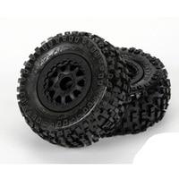 RC car parts Tire 1/10 Model RC car Tire Tyre&wheel /On Road Drifting Racing SC 2.2/ 3.0 PL 1182 13