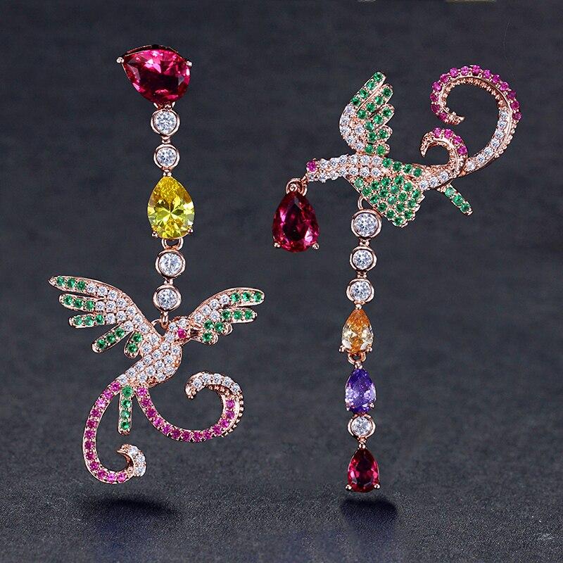 Asymmetric Drop Earrings4