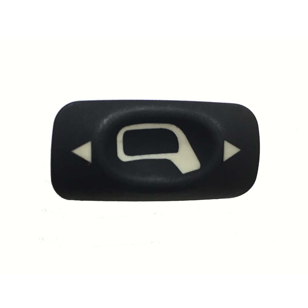 rearview mirror button cap mirror switch fastener for citroen C4 for Peugeot 307
