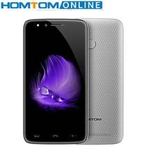 Homtom HT50 5500 mAh Smartphone 5,5 pulgadas HD 3 GB RAM 32 GB ROM 13MP MTK6737 Quad Core táctil trasero identificación carga rápida 4G teléfono móvil