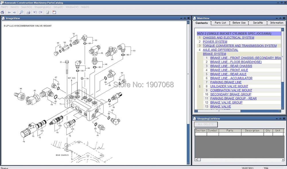 Kawasaki Loader Wiring Schematics Wiring Diagram