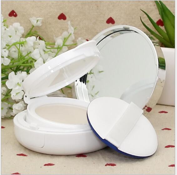Empty-Box Sponge-Powder Puff Liquid-Foundation Bb-Cream Make-Up-Case Air-Cushion Beauty
