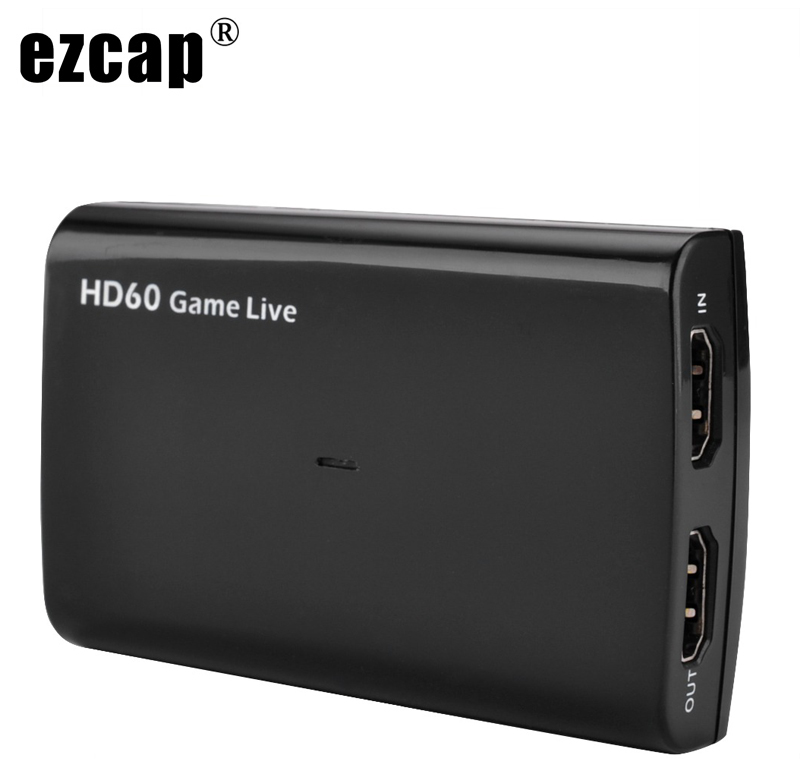HDMI Video Capture Card USB 3 0 Mic HD 1080P 60fps Game Video Recorder for PS3