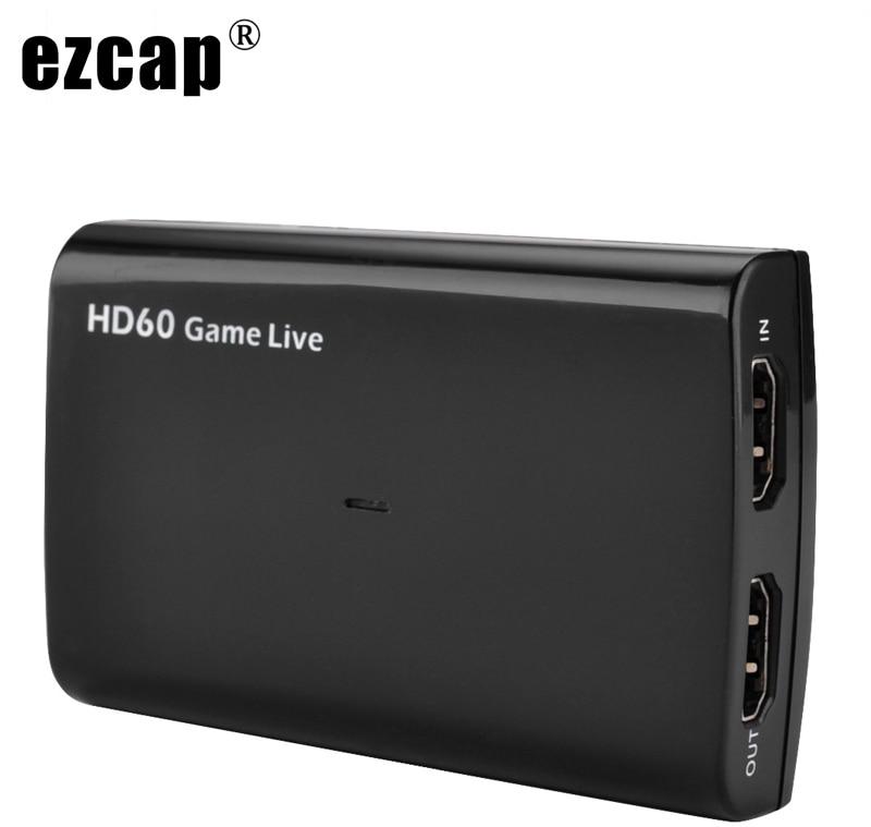 HDMI Video Capture Card…