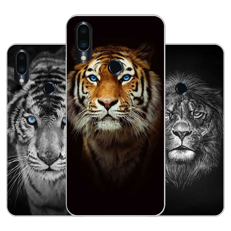 Meizu note 9 Case,Silicon bandersnatch Painting Soft TPU Back Cover for Meizu note9 protect Phone cases
