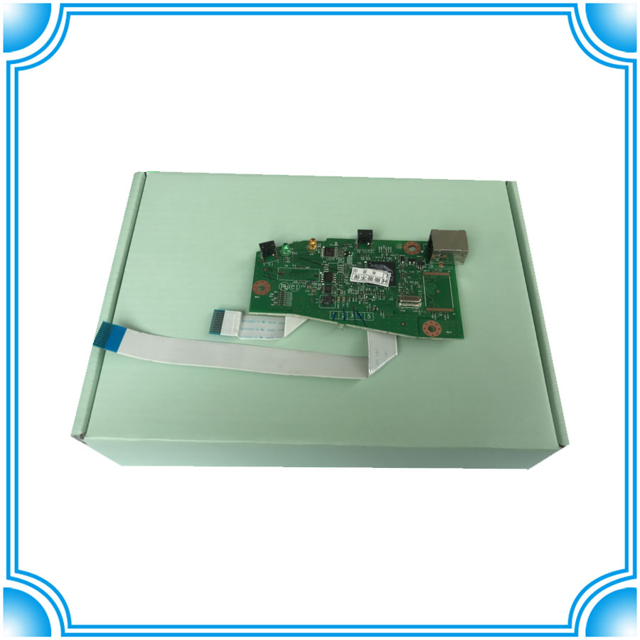цена CE670-60001 Formatter Board For HP P1102W 1102W Formatter Pca Assy logic Main Board MainBoard mother board