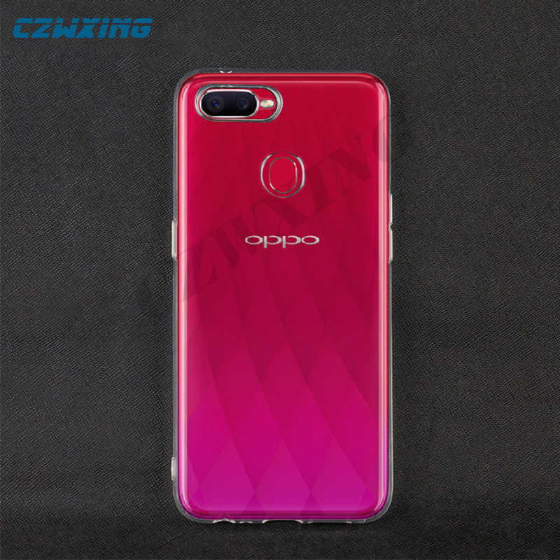 OPPO F9 Case OPPO F9 Case Soft Silicone Back Cover Phone