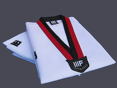 Hot Sale WTF Mooto Tae kwon do Dobok Clothes Child Adult MOOTO ITF Karate suit Taekwondo Uniform Comfortable Size XXXS-XXXL