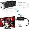 USB Transmisor Bluetooth 3.5mm Wireless Audio Música Transmisor de Música Estéreo A2DP Dongle del Adaptador Para iPod TV Mp3 Mp4 PC