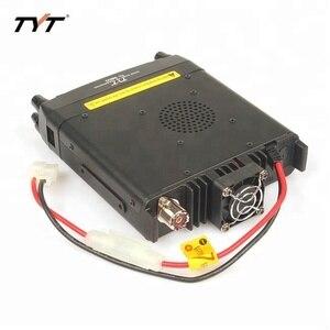 Image 2 - Mais quente!!! tyt TH 9800 longa distância rádio do carro móvel walkie talkie 100 km cobertura vv, vu, uu quad band two way repetidor de rádio