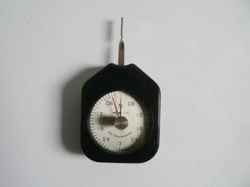 Dial Tension Gauge Force Meter Dual Pointer 3 N  цены