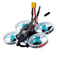 Дрон Profissional iFlight CineBee 75HD Крытый FPV системы гоночный Дрон Мини Quadcopter 75 мм Whoop Прочный Высокое качество HD видео