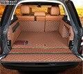Хорошее качество! Специальные автомобильные коврики для багажника Land Rover Range Rover L405 2019-2013 Водонепроницаемые Ковровые Коврики для сапог  бесп...