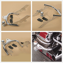 цена на Trailer Hitch For Harley Davidson FLHR Road King 1994-2008 Electra Tour Glide FLHRC FLTC Ultra Classic Motorcycle Accessories
