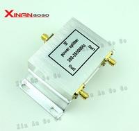Nowy 2 Way SMA Splitter Zasilania 380 mhz ~ 2500 MHz, SMA żeński kabel zasilania rozdzielacza sygnału splitter kobieta przegroda Darmowa wysyłka
