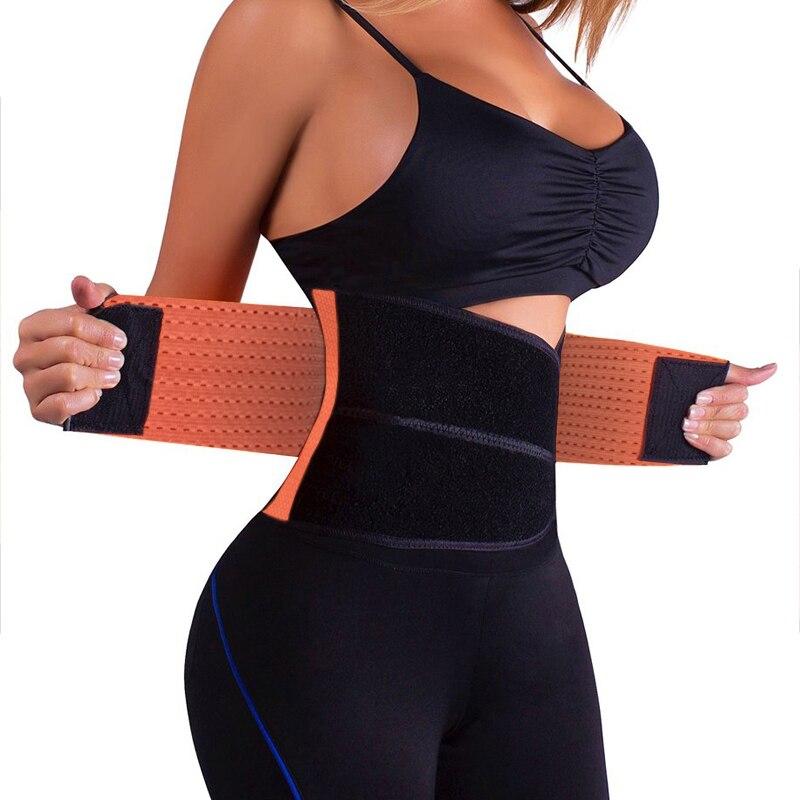 2017 Free shipping Miss Belt Slimming Shaper Miss Waist Trainer Belt - Body Shaper Belt For An Shape Size S M L XL XXL