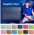 Soft PU Leather Laptop Sleeve Air 11 inch Computer Bag Notebook Bags For Pro retinal 13 15 MacBook 12 Case Portable Laptop Bag