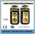 Free Shipping Frequency Adjust Photoelectric 2-Beam Perimeter Detector Active Infrared IR Sensor Outdoor Burglar Intrusion Alarm