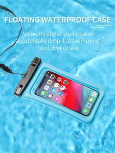 COPOZZ Cover Airbag Diving-Bags Dry-Pouch Waterproof Float Mobile-Phone-Case Drifting