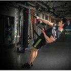 ①  Тренажерный зал сопротивления фитнес оборудование веревки Eaby легкой атлетике взрывной физической п ①